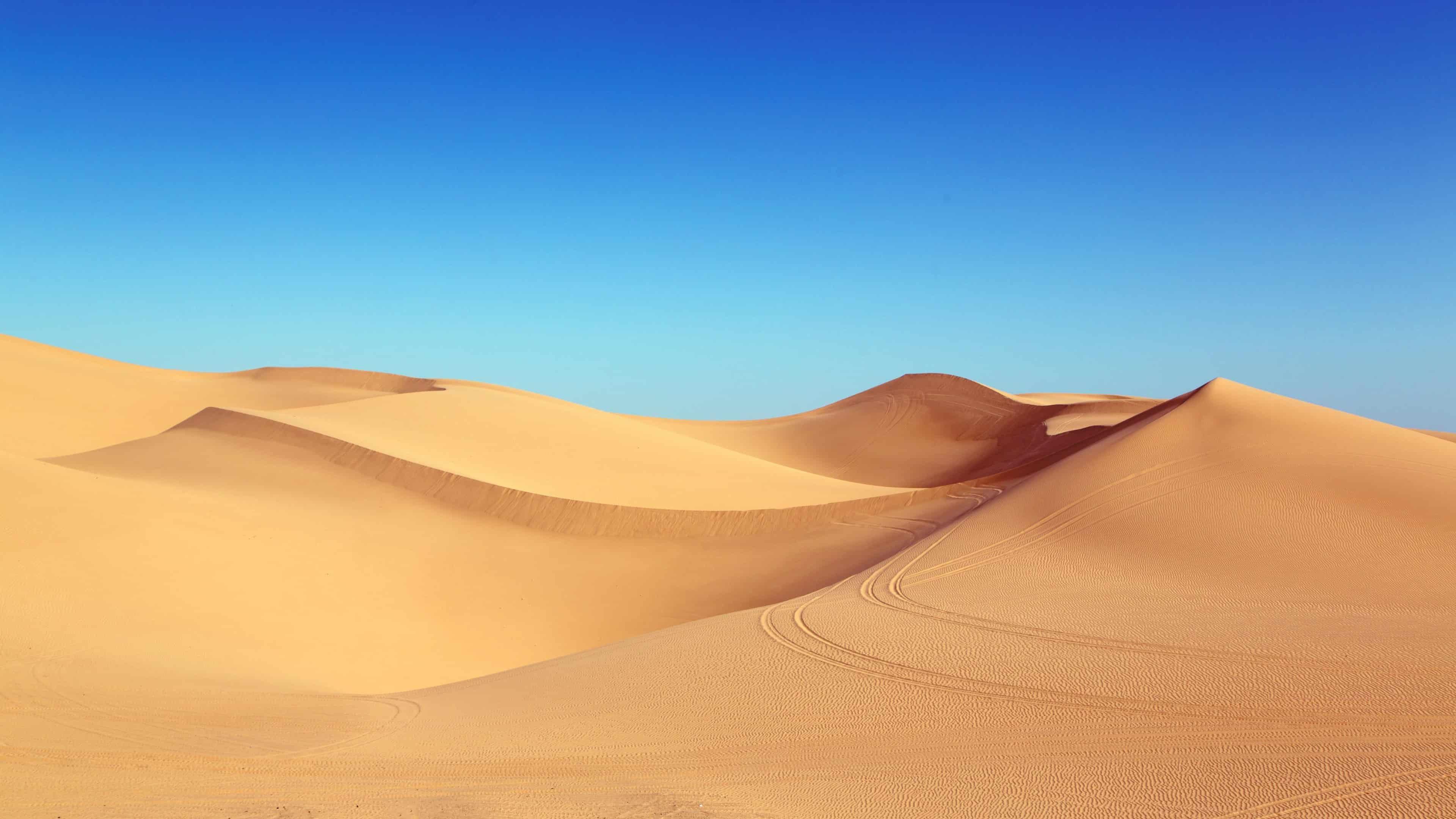 Ảnh background bầu trời hoang mạc
