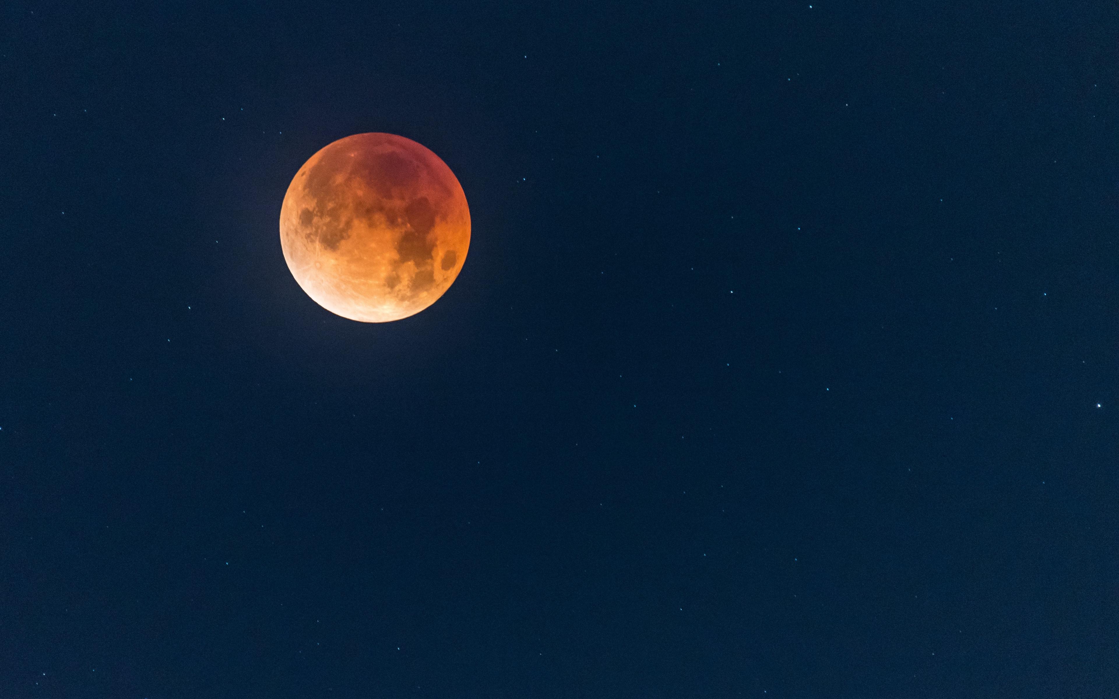 Ảnh background trời đêm và trăng tròn