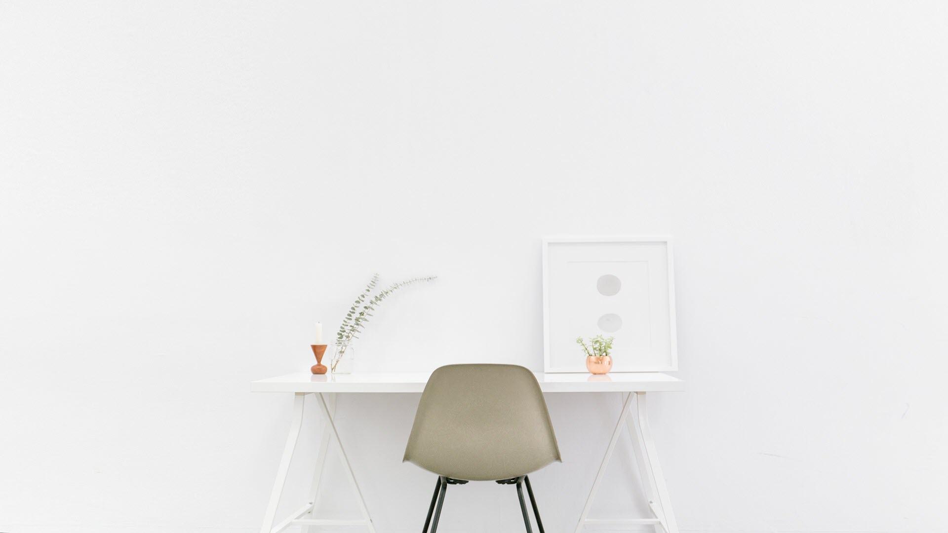 HÌnh nền màu trắng đơn giản hiện đại nhất