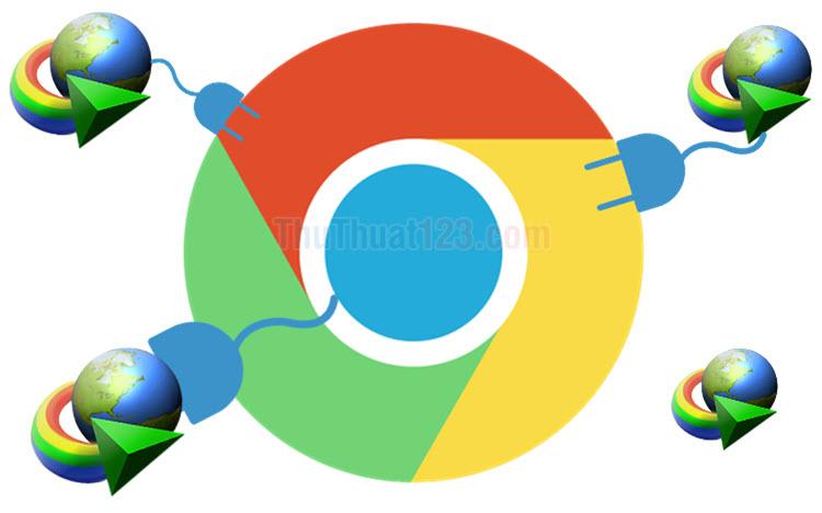 Cách thêm IDM vào Google Chrome để IDM tự bắt link