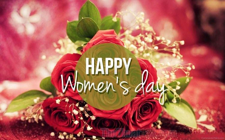 Những lời chúc ngày Quốc tế Phụ nữ 8/3 hay và ý nghĩa nhất