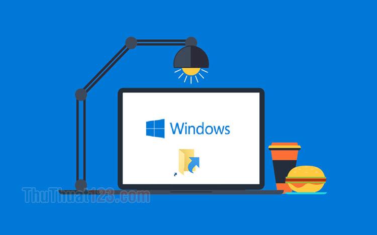 Cách tạo shortcut cho phần mềm bất kỳ trên Windows