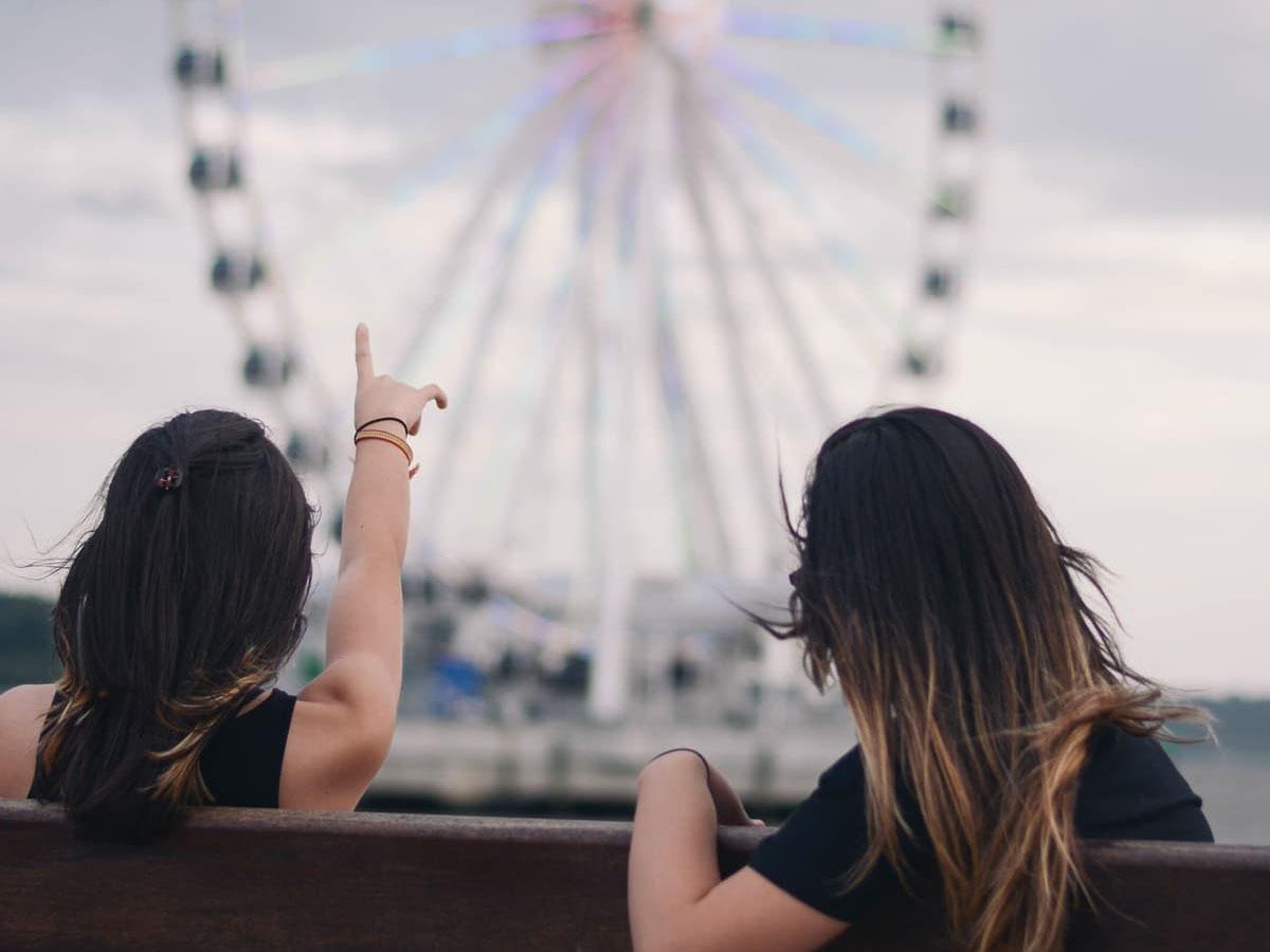Hình ảnh đẹp về tình bạn đơn giản