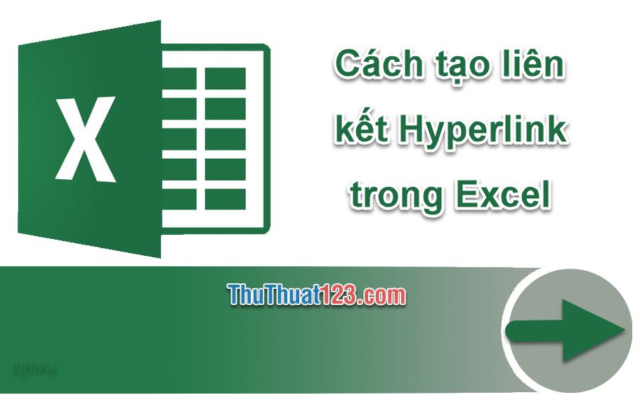 Cách tạo liên kết Hyperlink trong Excel