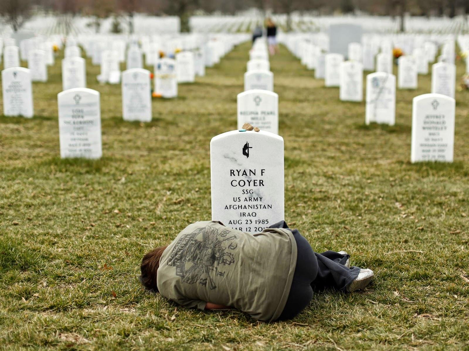 Hình nền buồn nỗi đau sau chiến tranh