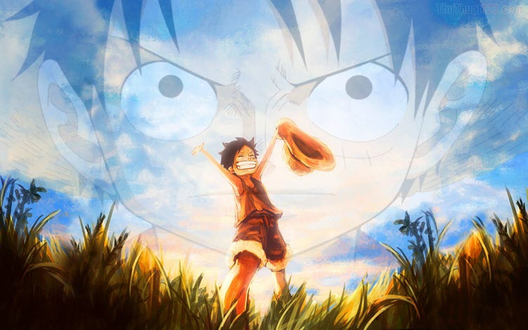 Hình ảnh Luffy One Piece đẹp nhất