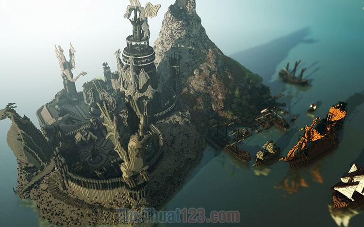 50+ Hình nền Minecraft cực đẹp
