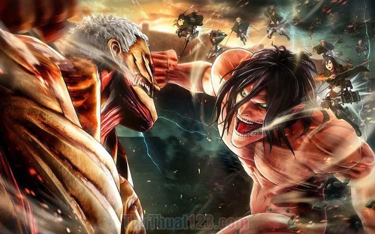 Nguồn gốc Titan trong Attack On Titan