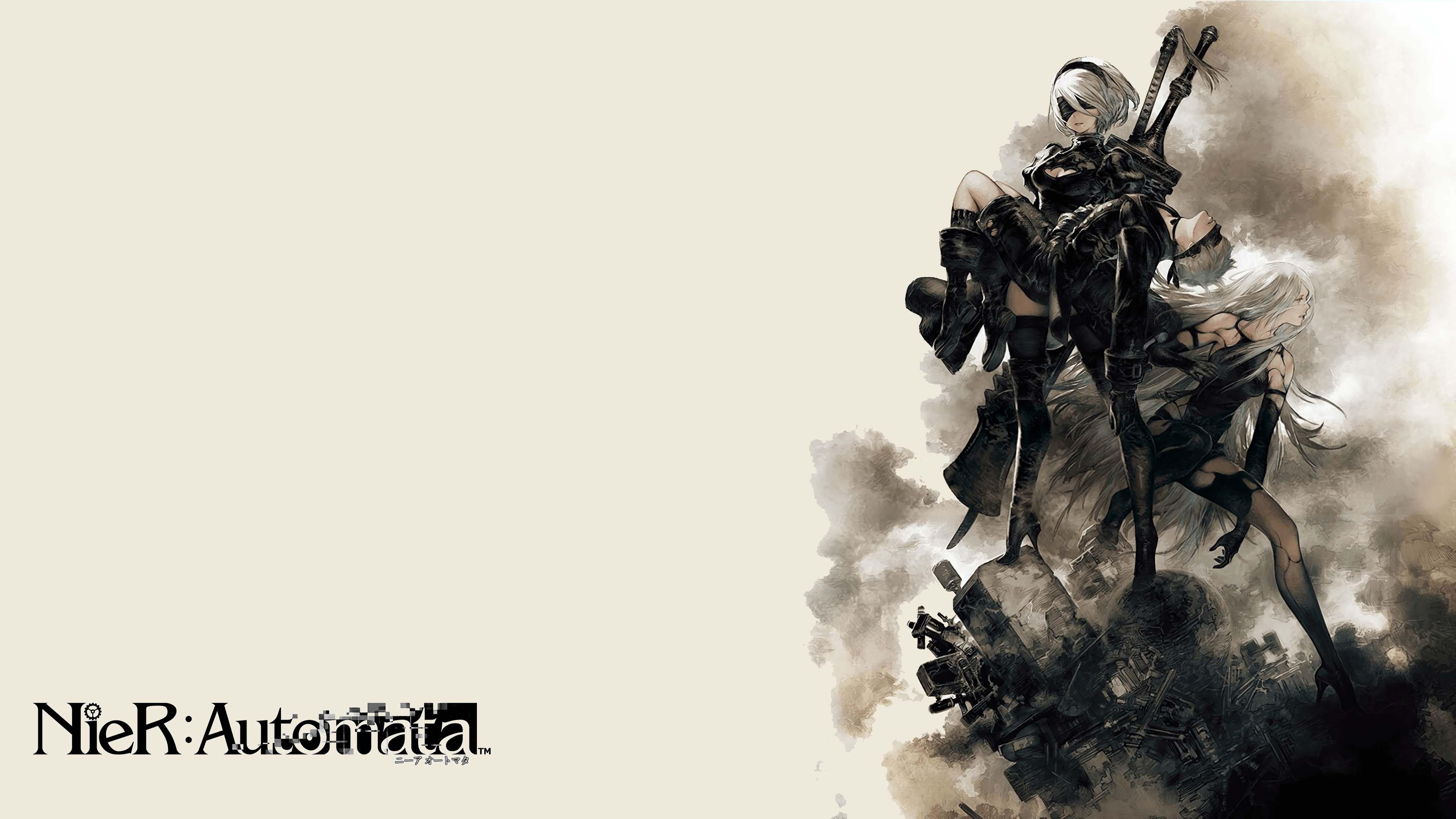 Hình nền Nier Automata