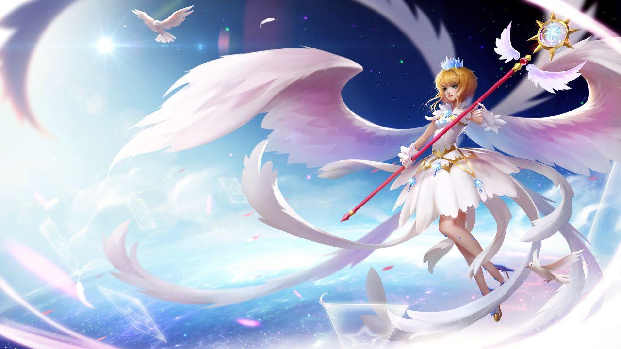 Cô nàng thiên thần quyền năng