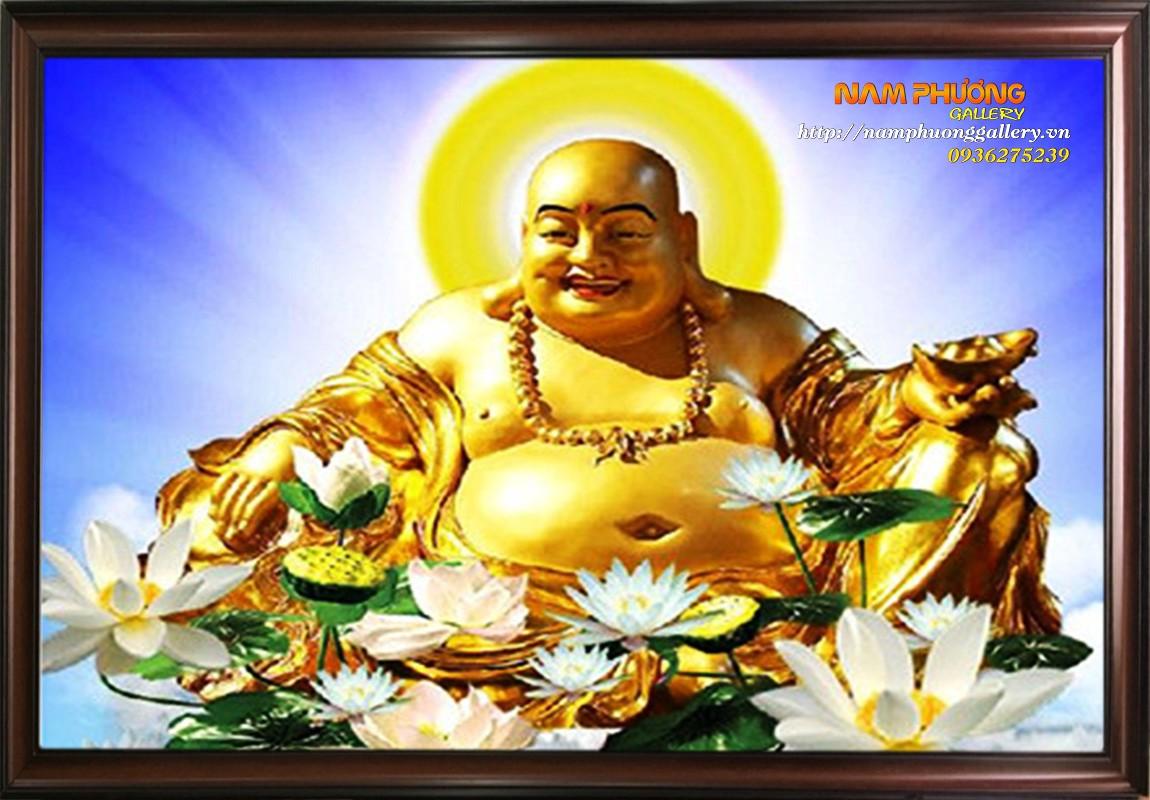 Hình ảnh bức tranh Phật DI Lặc