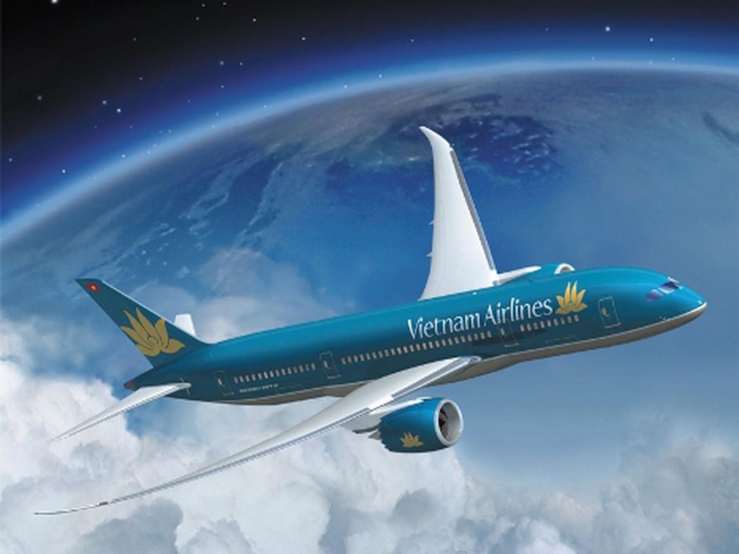 Hình ảnh máy bay trên bầu trười