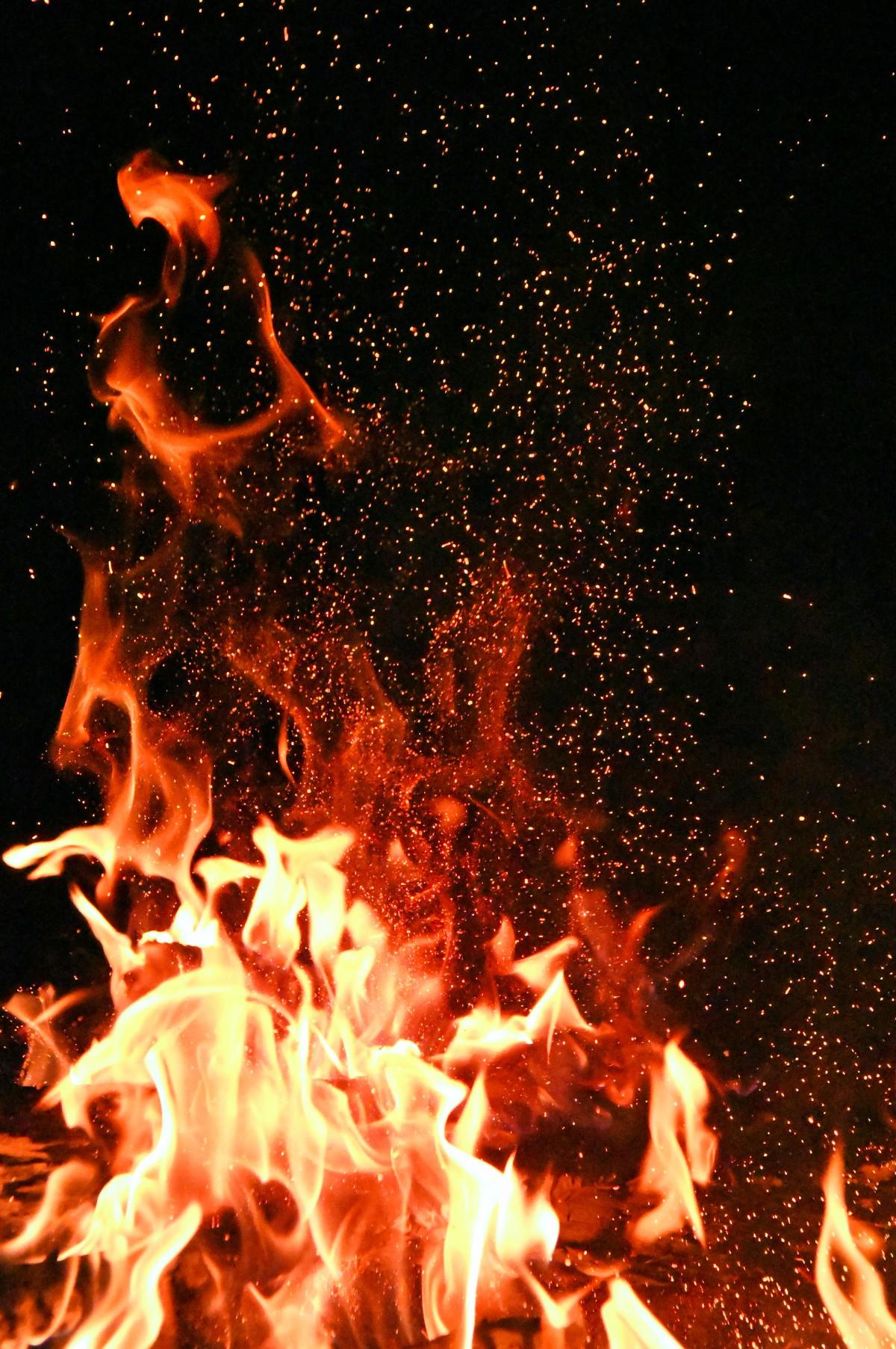 Hình ảnh ngọn lửa rất đẹp