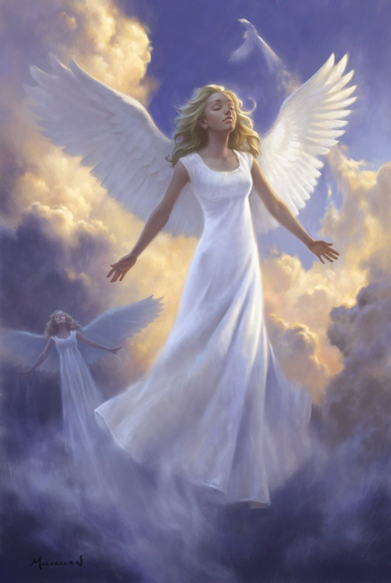 Hình ảnh những thiên thần cực đẹp mắt