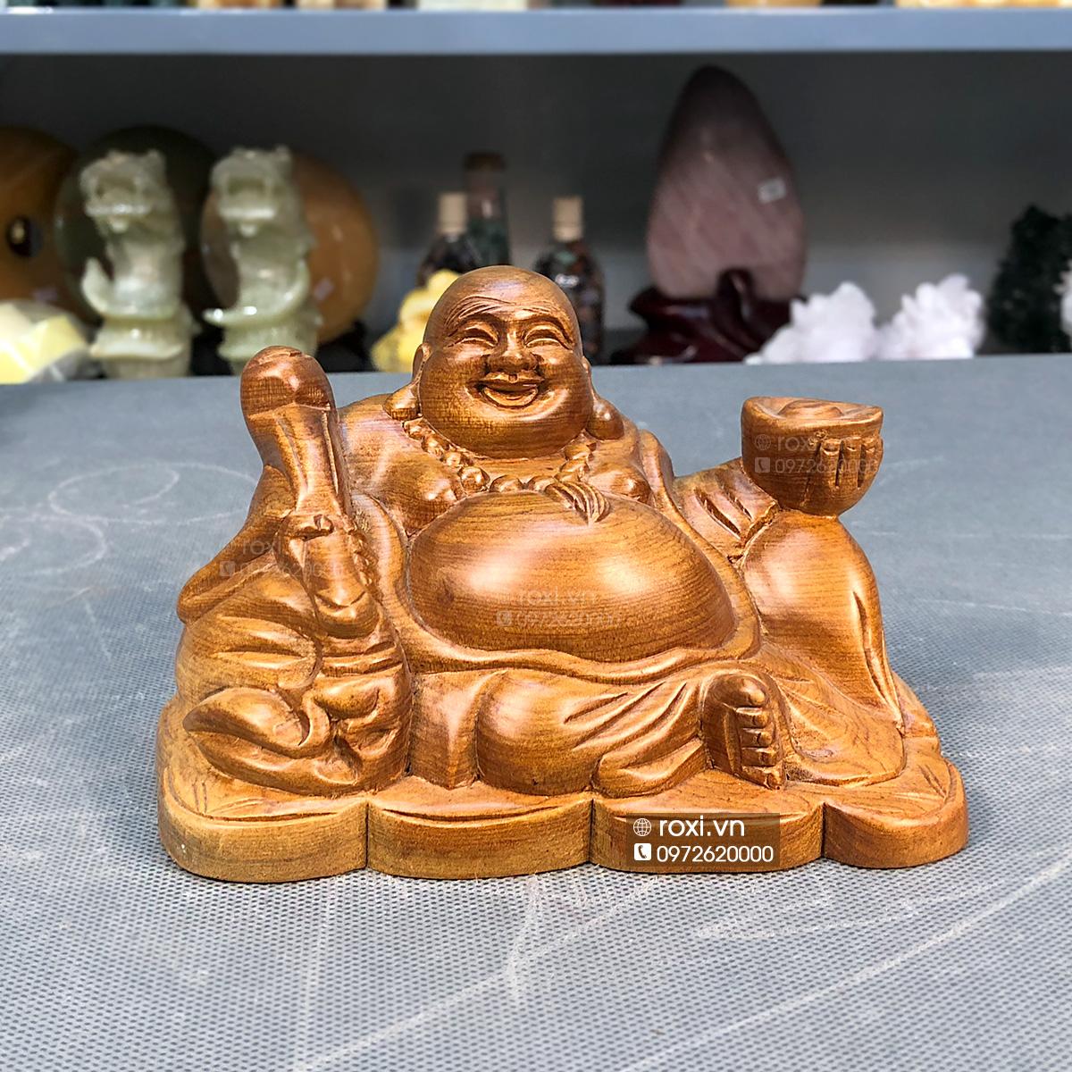 Hình ảnh Phật Di Lặc vàng cực đẹp