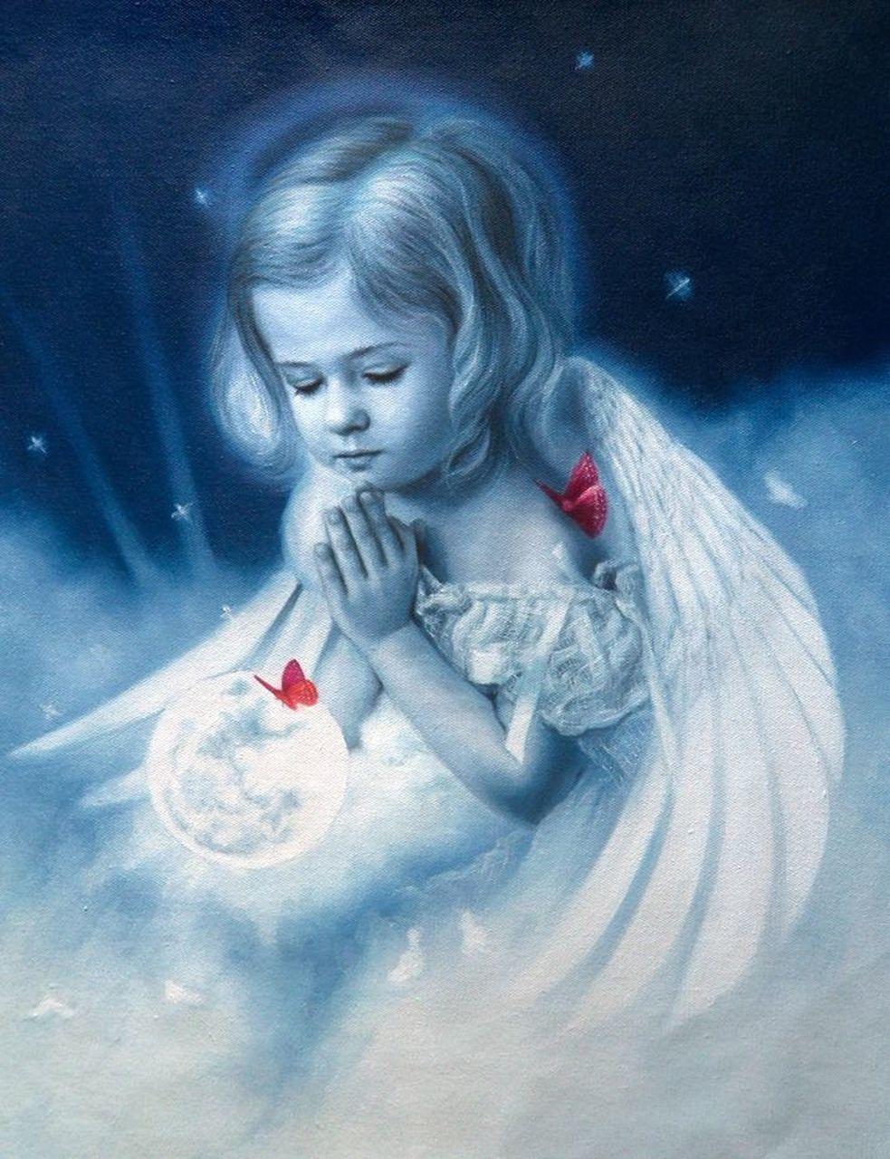 Hình ảnh thiên thần cực đẹp