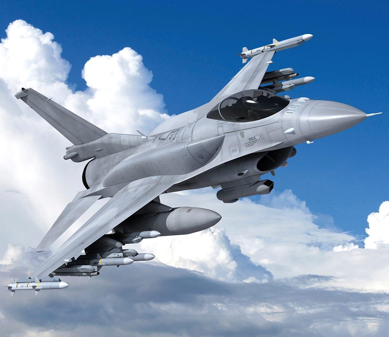 Hình ảnh tiêm kích máy bay