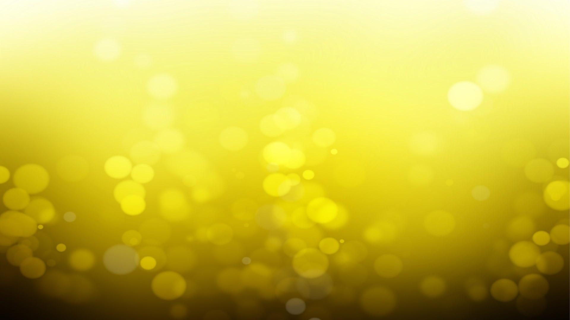 Hình nền màu vàng bong bóng nở rộ đẹp mắt