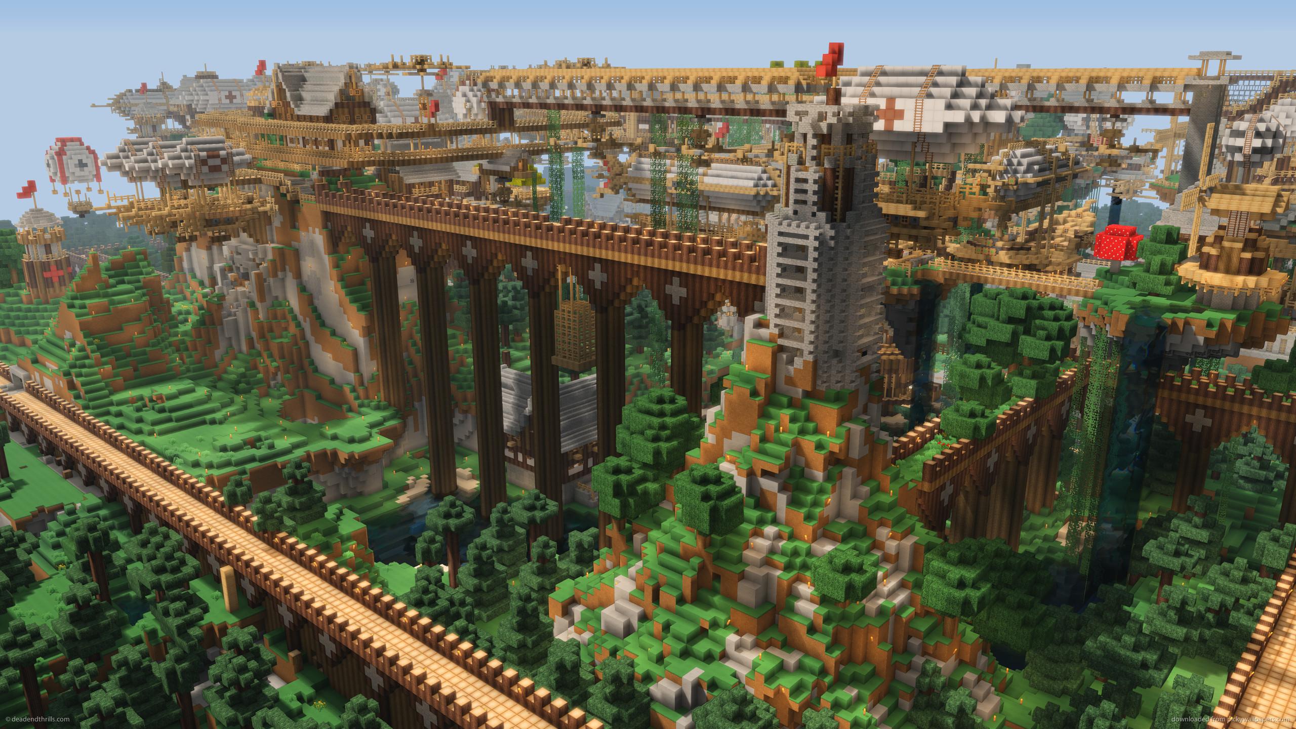 Hình nền Minecraft cực đẹp mắt