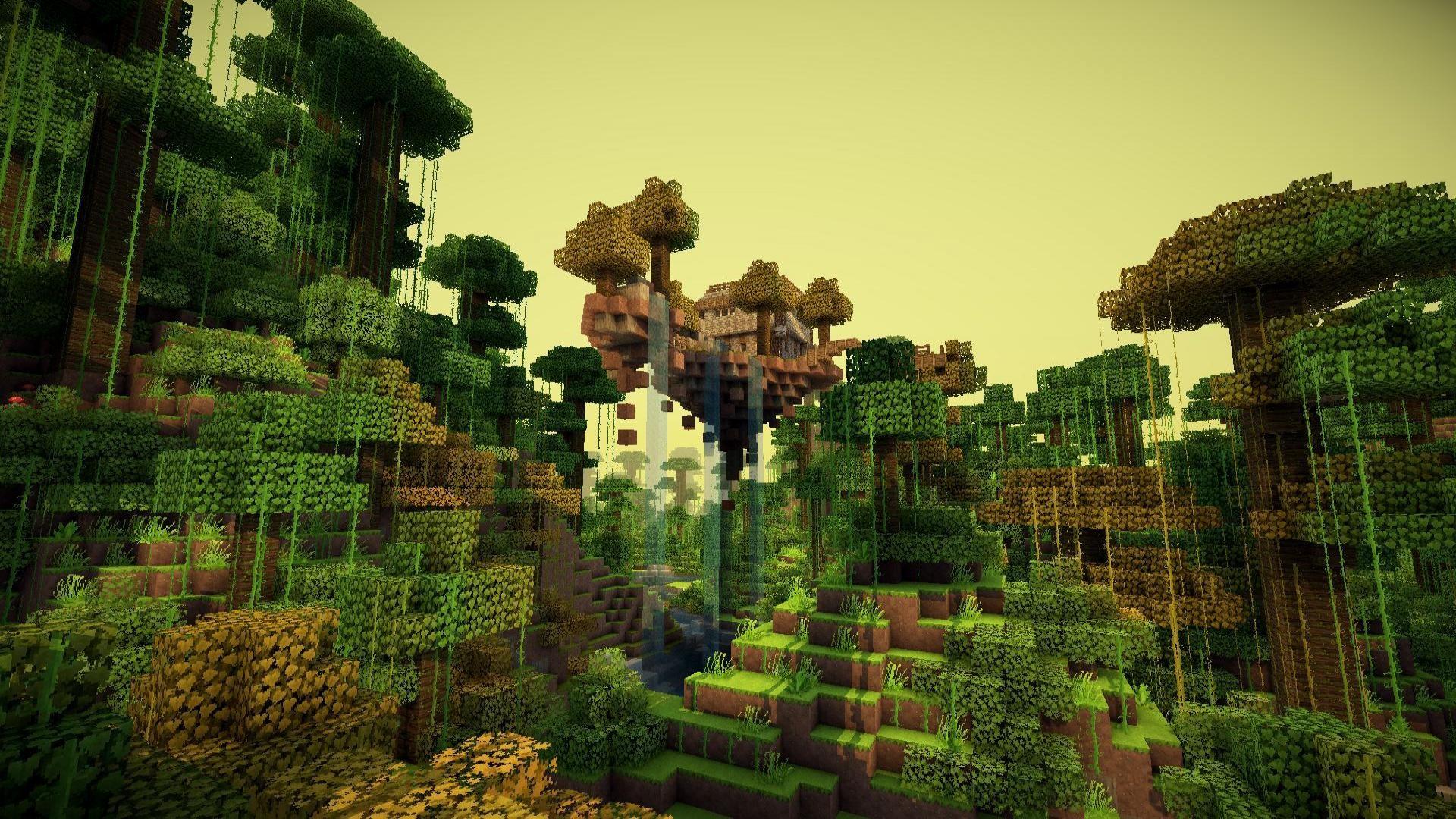 Hình nền Minecraft cực đẹp
