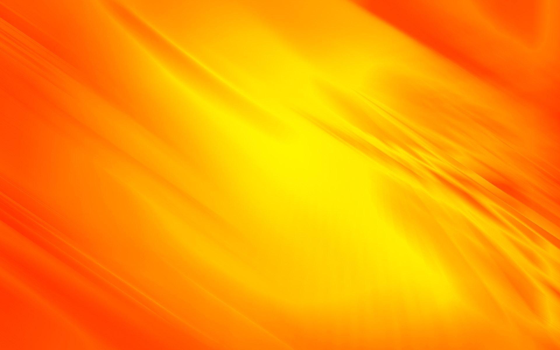 Hình nền vàng cam đường cong mượt mà