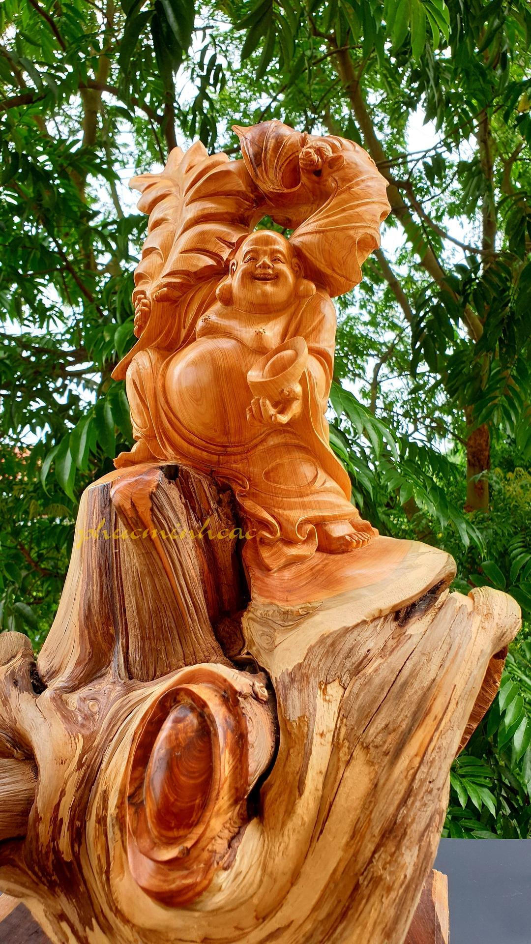 Phật Di Lặc cực đẹp
