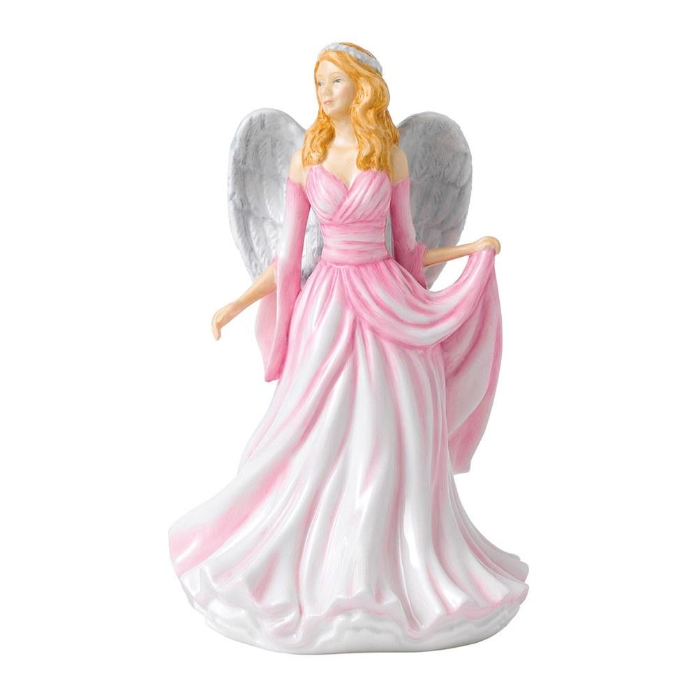 Thiên thần váy hồng cực đẹp