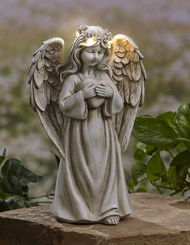 Tượng đá thiên thần cực đẹp