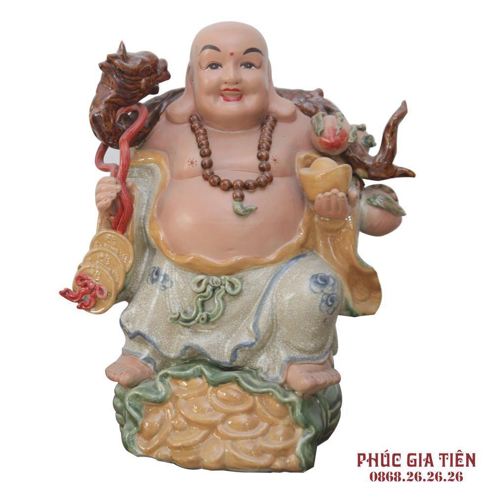 Tượng Phật Di Lặc cực đẹp mắt