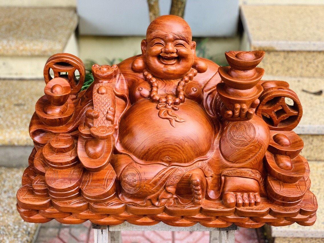 Tượng Phật Di Lặc cực đẹp