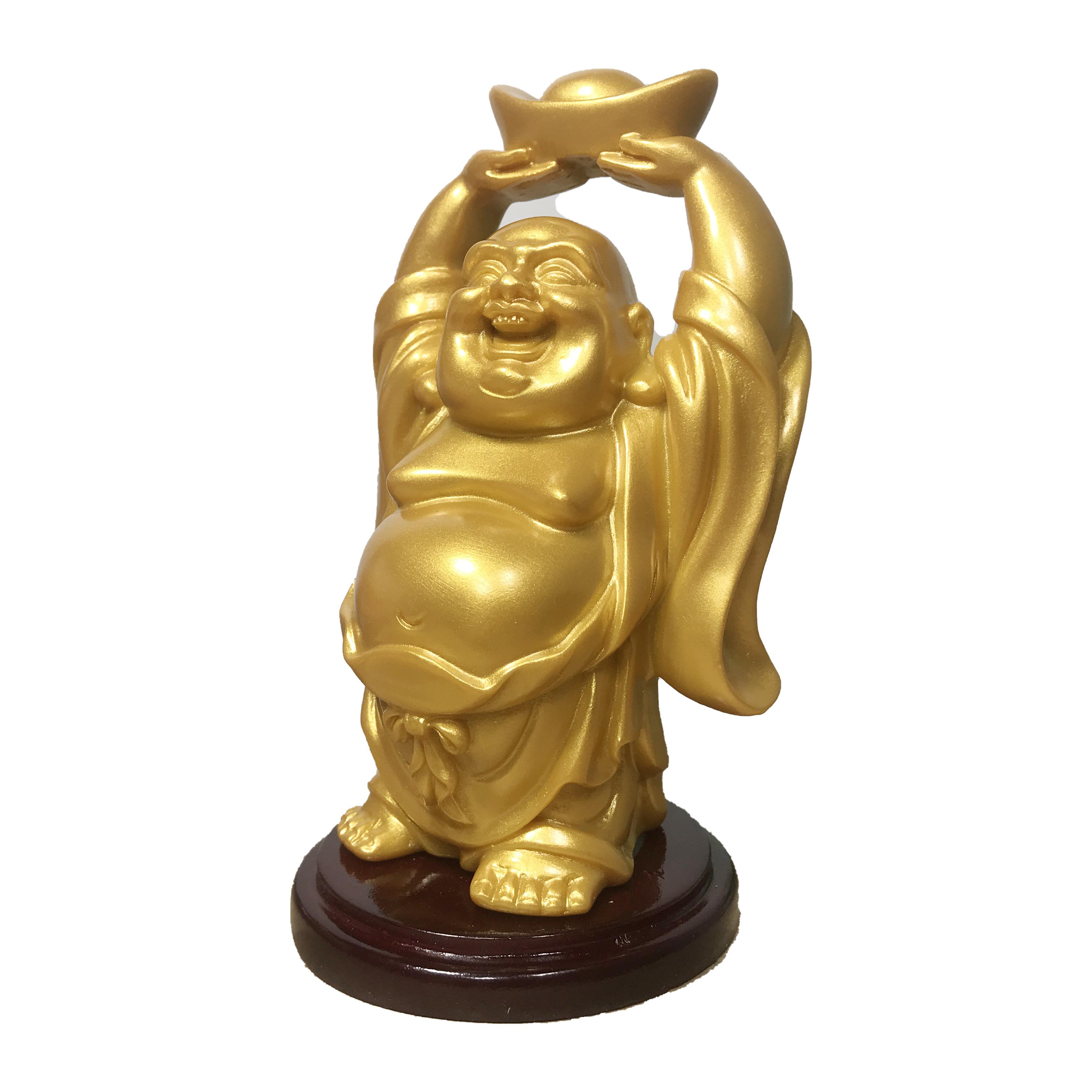 Tượng vàng Phật Di Lặc cực đẹp