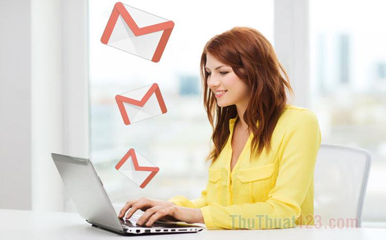Cách gửi mail hàng loạt bằng Gmail