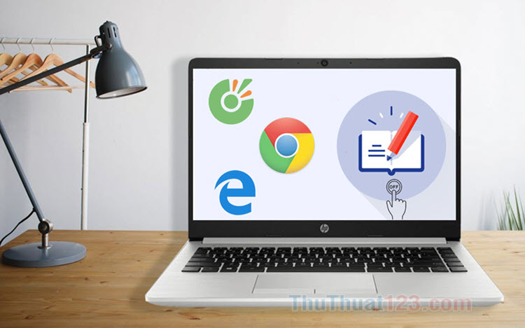 Cách tắt kiểm tra chính tả trên trình duyệt Chrome, Cốc Cốc, Edge