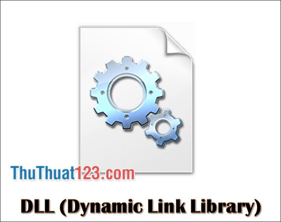 File dll là một thư viện liên kết chứa các cấu trúc chương trình, mã nguồn được nhà lập trình viết ra
