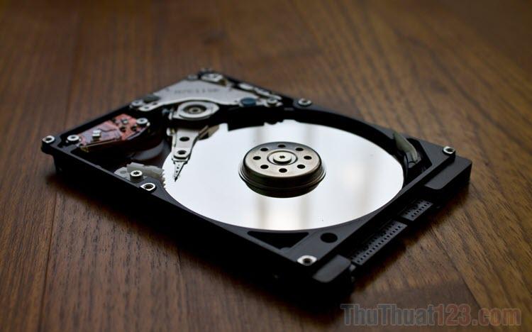 Top 5 phần mềm chia ổ cứng tốt nhất