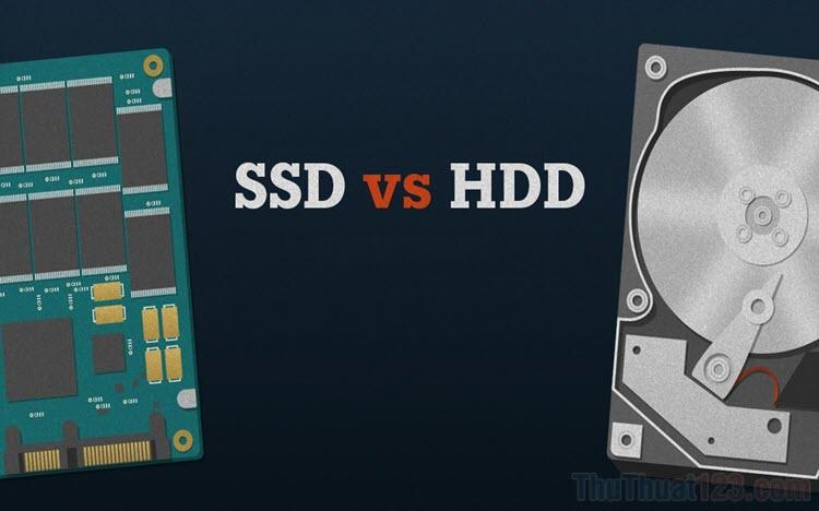 Cách kiểm tra ổ cứng là SSD hay HDD trên PC, Laptop