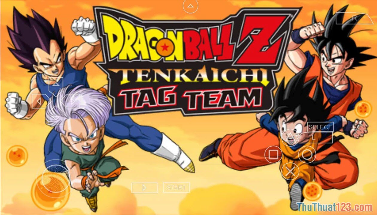 Dragon Ball Z Tenkaichi Tag Team