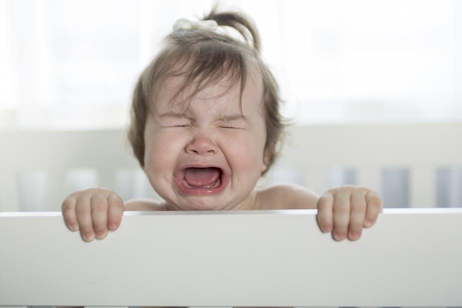 Ảnh khóc trẻ con
