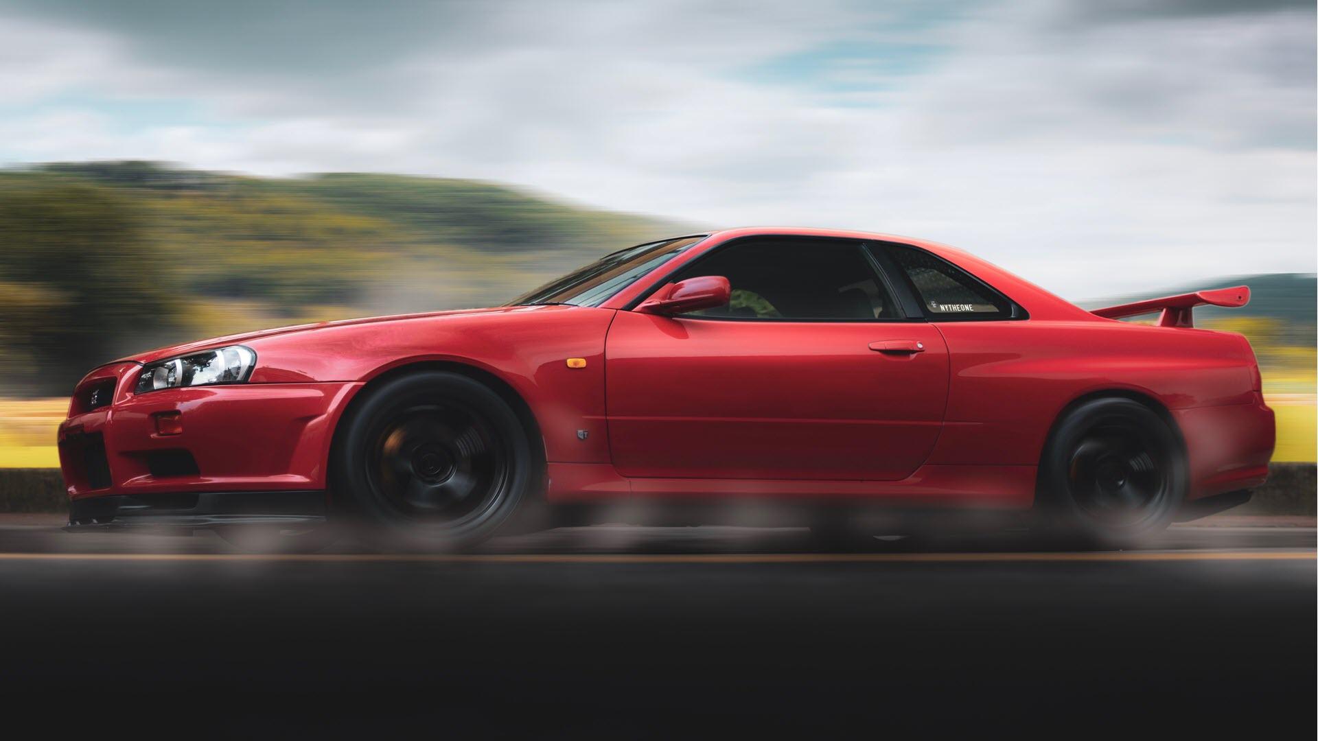 Ảnh nền màu đỏ Full HD