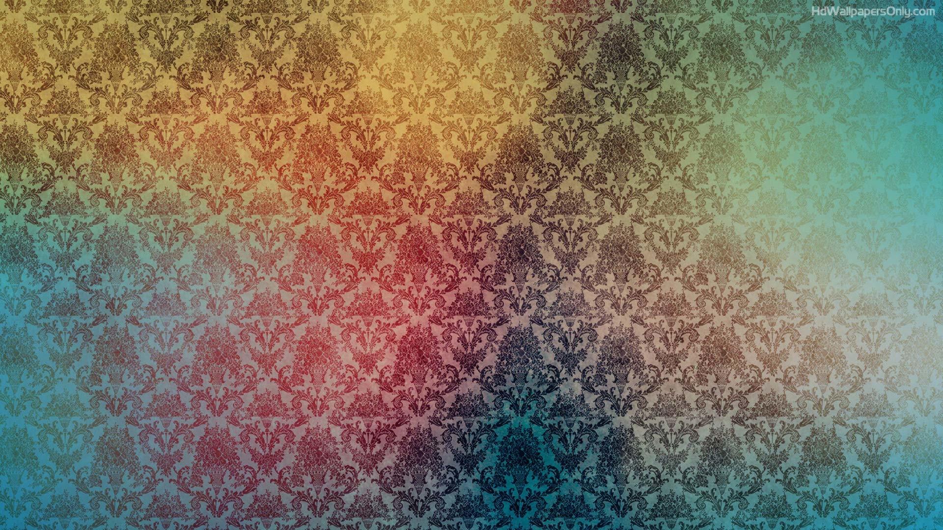 Hình ảnh background vintage những đường vân màu sắc