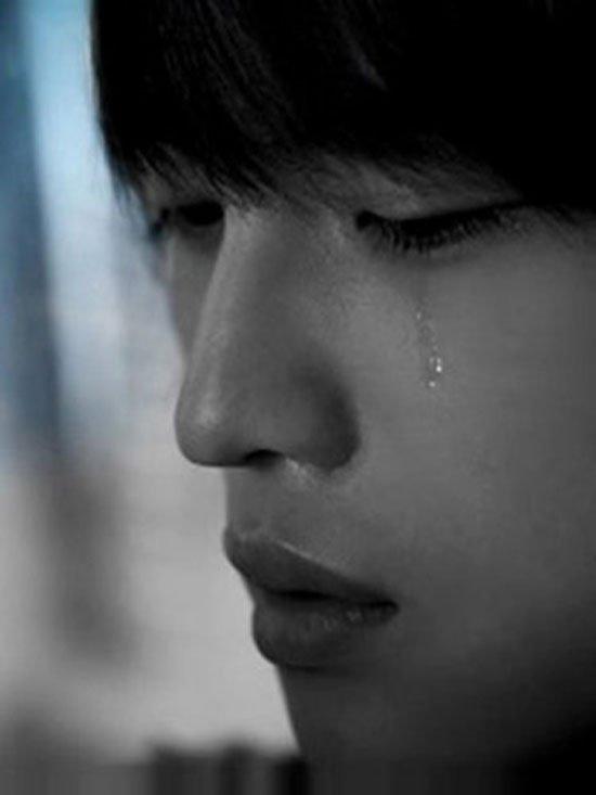 Hình ảnh khóc buồn cực chất