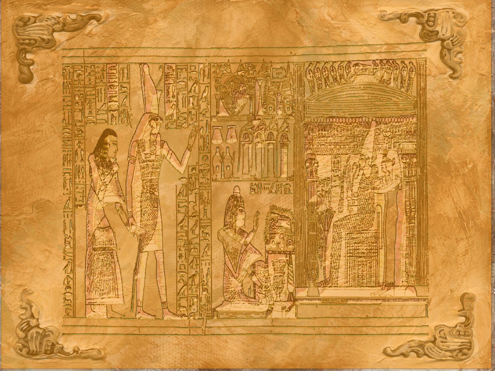 Hình nền powerpoint lịch sử Ai Cập cực đẹp