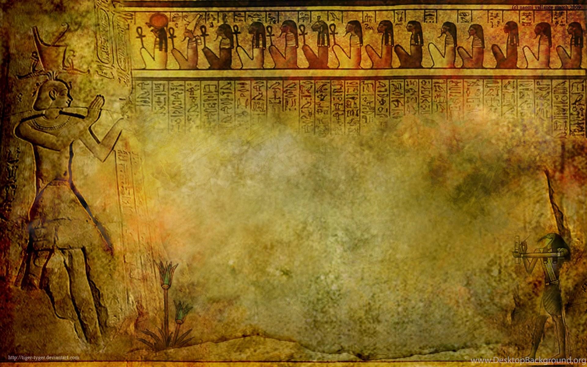 Hình nền powerpoint lịch sử Ai Cập