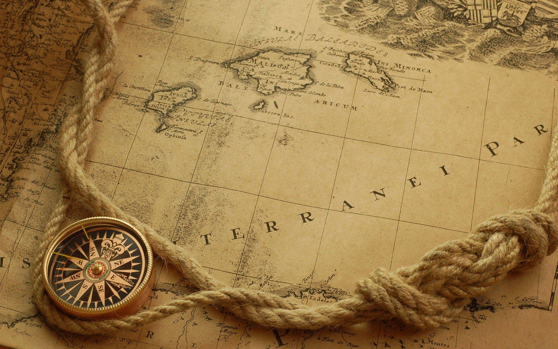Hình nền powerpoint lịch sử dây và map cũ cực đẹp