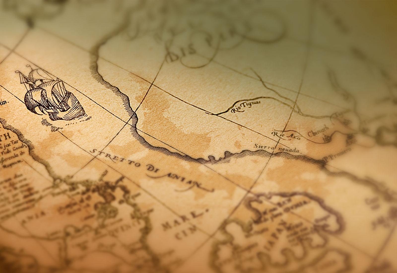 Hình nền powerpoint một góc lịch sử thế giới