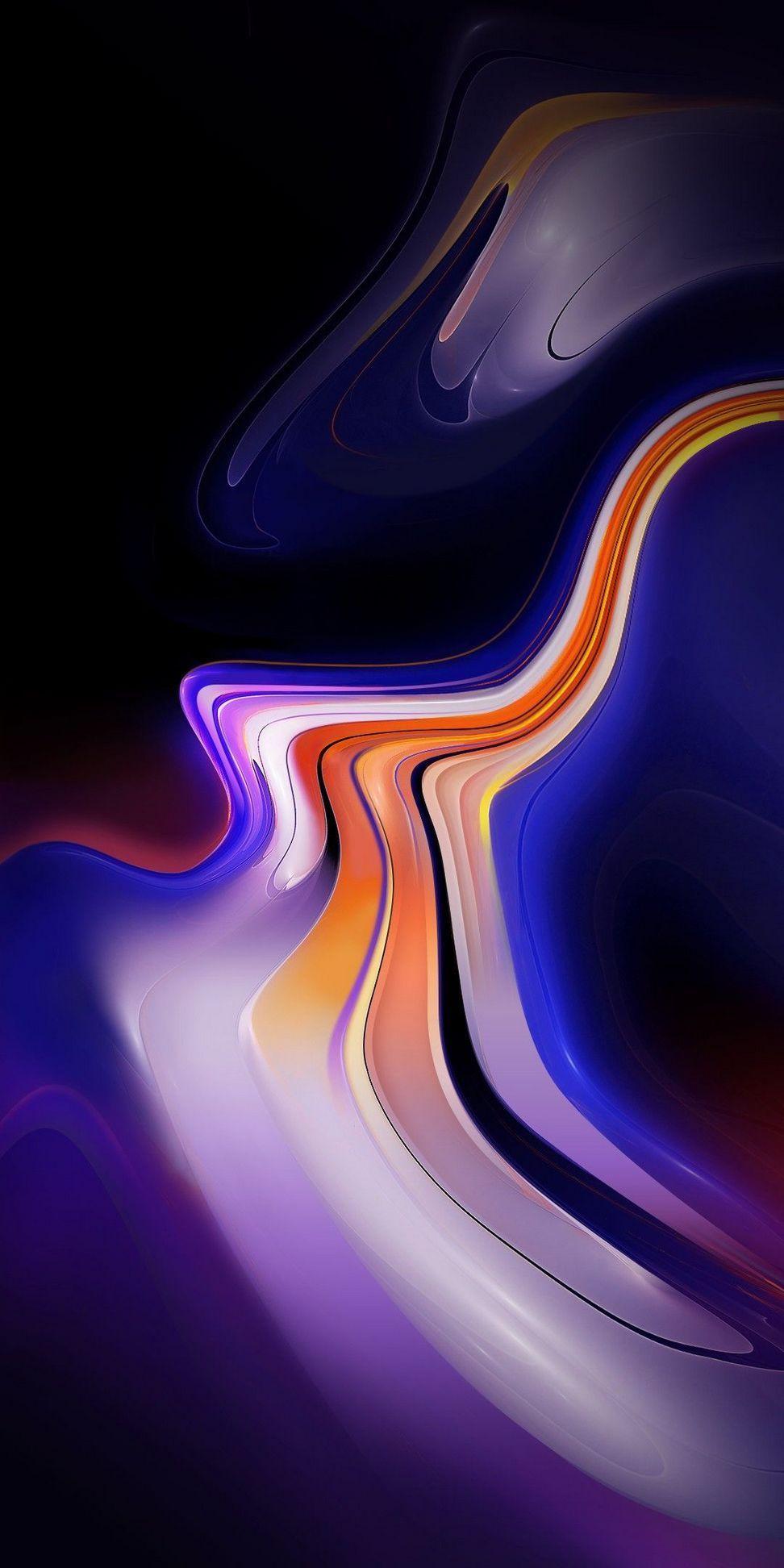 Hình nền Samsung đường con ảo diệu