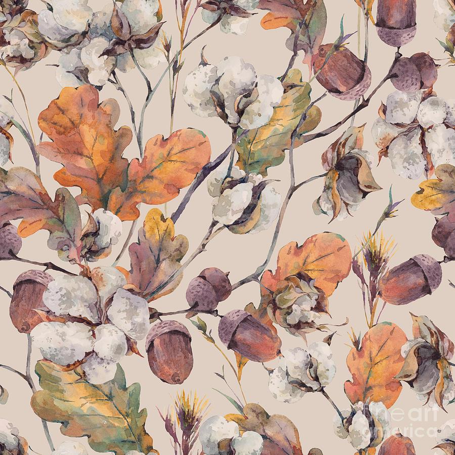 Hình vintage background hoa bông