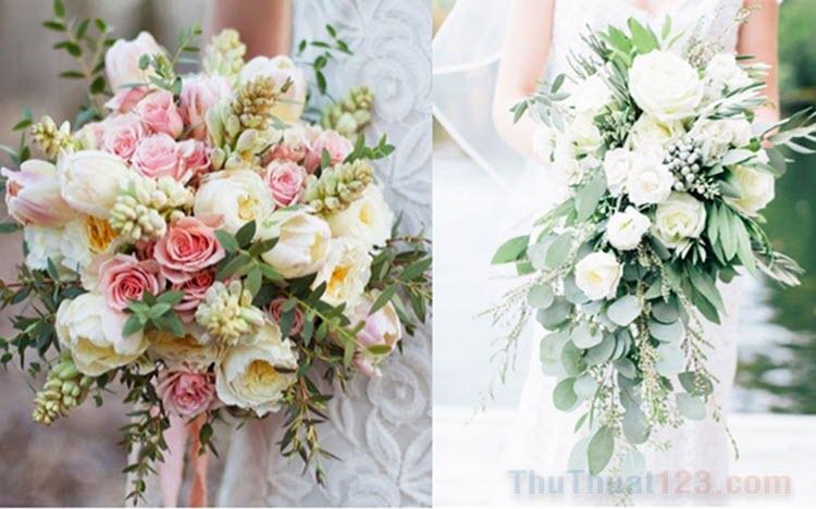 99+ Mẫu hoa cầm tay cô dâu đẹp nhất