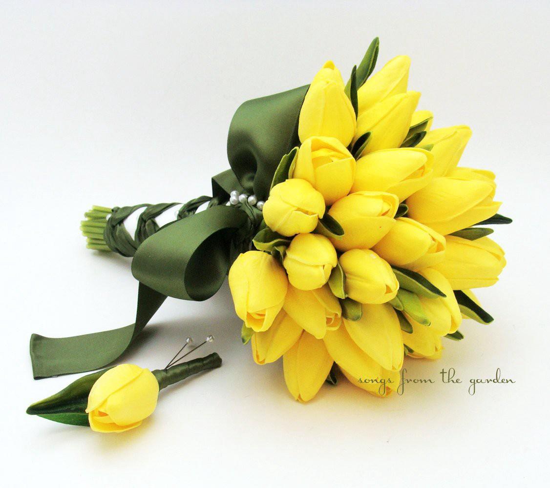 Ảnh bó hoa Tulip đẹp nhất