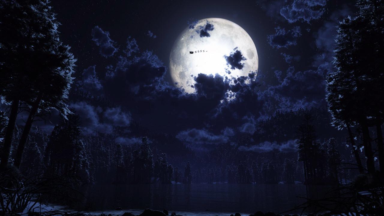 Ảnh mặt trăng đẹp nhất